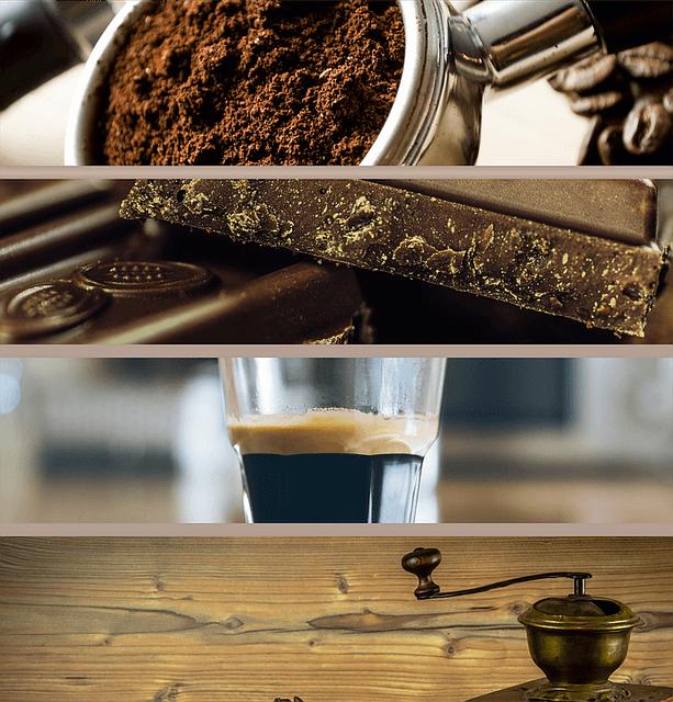 Over de hele wereld met groene bergkoffie