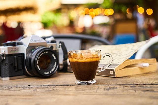 De geschiedenis van koffiehuizen