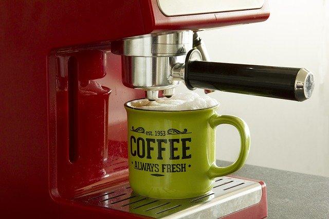 Koffie de drank waar de geschiedenis van houdt