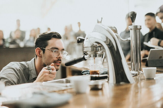 Koffie Cupping Guide